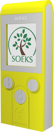 Geiger Counter - Radiation Detector Soeks Defender